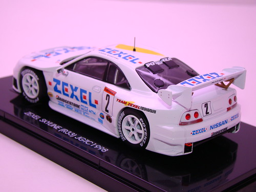 EBBRO ZEXEL SKYLINE R33 JGTC 1998 (7)