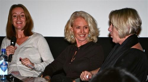 Nina, Beate & Jackie