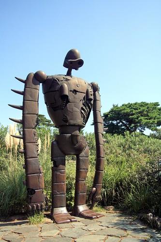天空之城守衛機械人 / Robot from Laputa