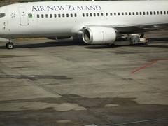 Air New Zealand Robo Push Back