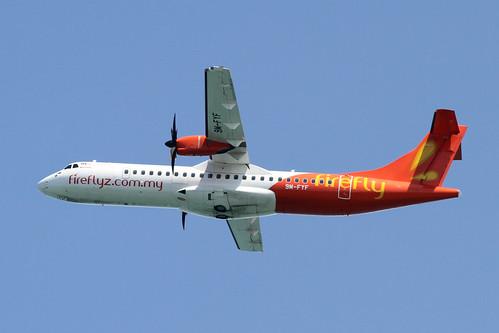 Firefly ATR72-500(9M-FYF)