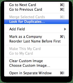 Remote duplicates