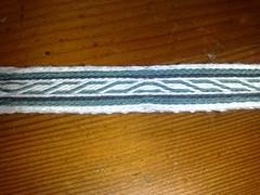 Tablet weaving
