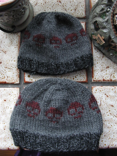 skull hat 2