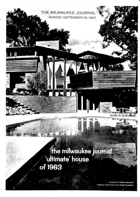 Milwaukee Journal - Ultimate House - 1963 (1 of 11)