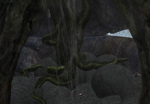 Retropolis---Second-Door---Spiders!!