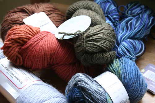 Holiday Gift Yarn