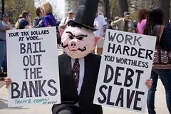 Work Harder You Worthless Debt Slave