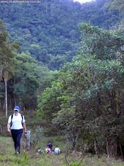 Trilha da Cascata do Angico - Santa Maria RS - - www.clubetrekking.com.br