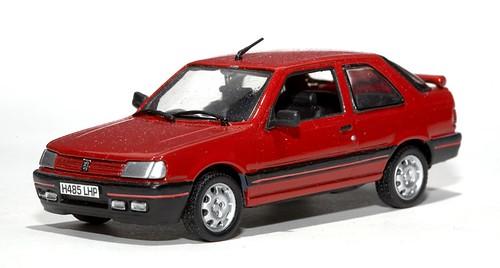 Corgi Peugeot