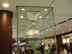 銀の鈴(Silver Bell at Tokyo Sta. Japan