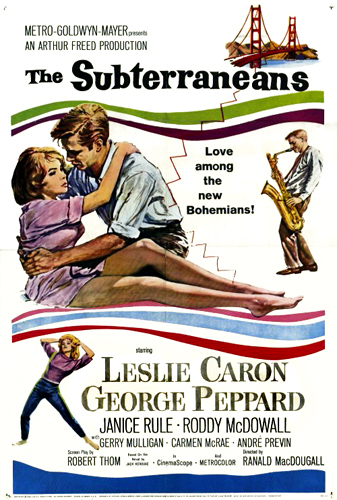The Subterraneans (1960)
