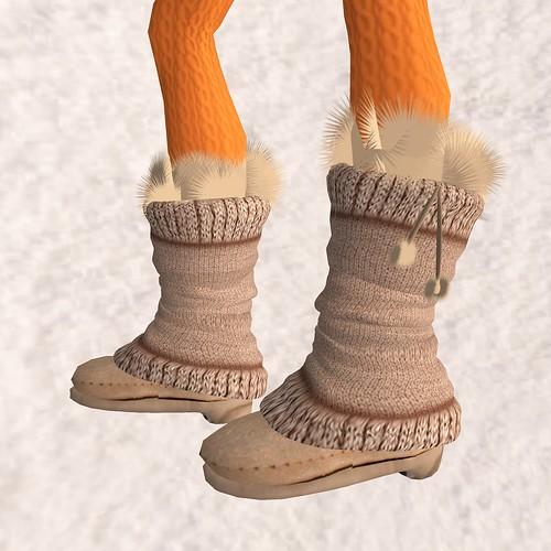 Wearing Warm