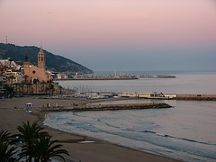 Room with a View - Sitges, Spain