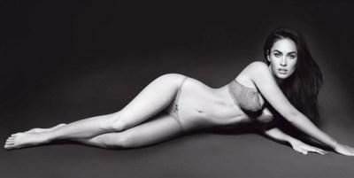Armani comienza su campaña con Megan Fox