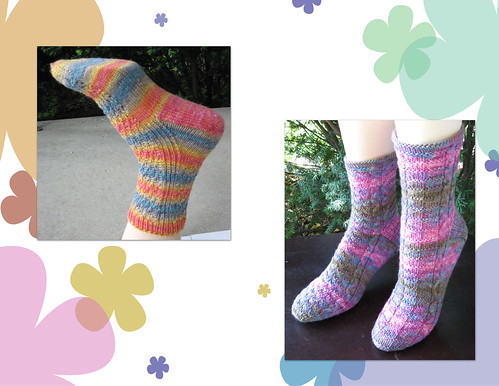 Obscure Sock Patterns