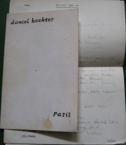 Daniel Hechter, Paris, collection enfant 1967
