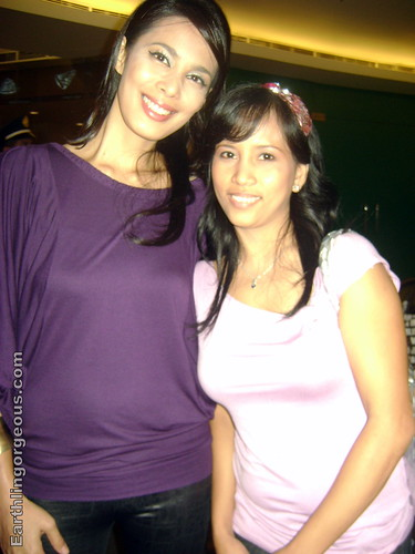 Angel Aquino at the Mega Atrium launch