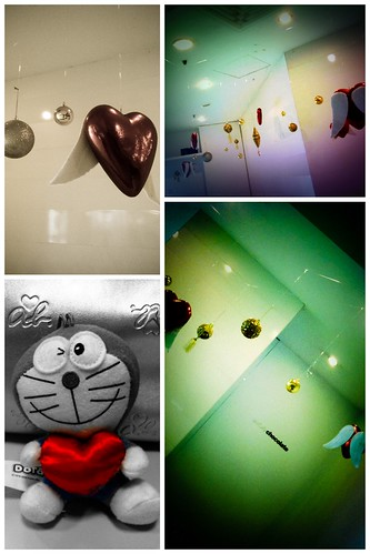 Chocolate & Hearts
