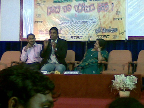 Kiruba Shankar Speaking