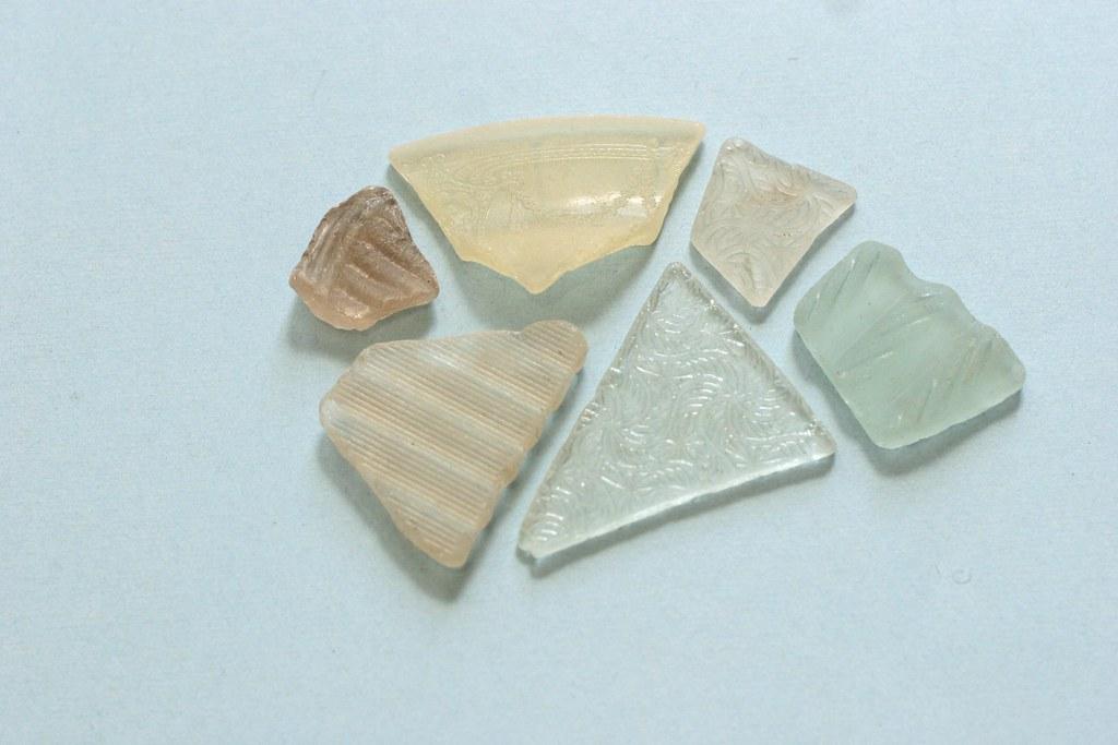 April 12: Texture-y sea glass
