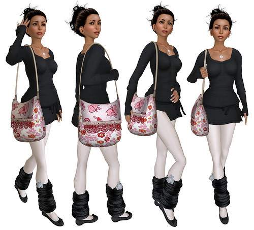 shoulderbag poses 01-04