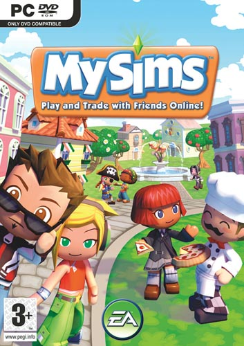 Amazon - MySims PC for