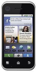 El Backflip, otro Android de Motorola