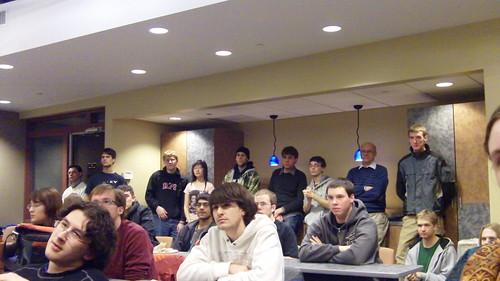 RPI Center for  Open Source talk