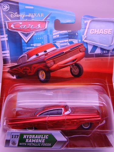 Disney CARS Chase metallic ramone (2)