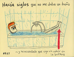 7/365 - El baño