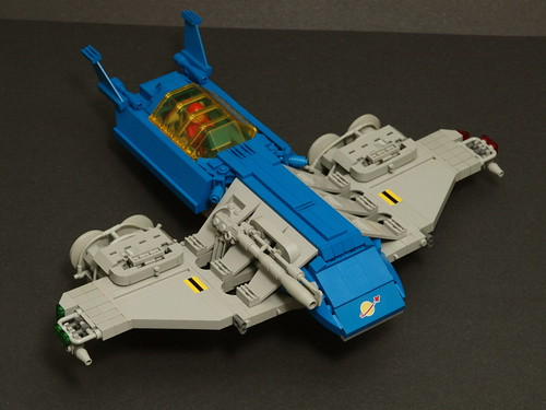 LL-215 Neo Classic Space ship