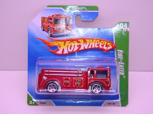 hws short card TH fire eater
