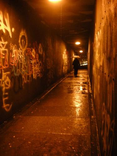 Dark Tunnels and Alleys