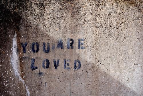 [8/365] Loved Graffiti