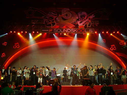 Nescafe 3-in-1 Soundskool 2009 Grand Finalist Encore with Letter Day Story