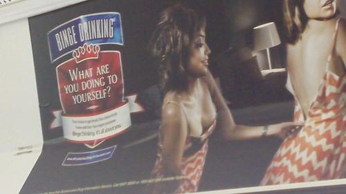 Interest Anti Binge Drinking Ad