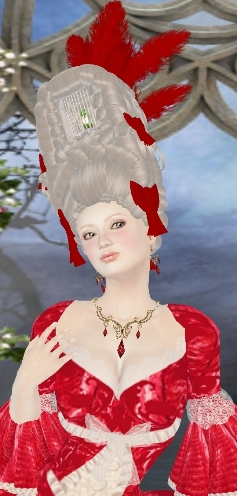 Red Rococo