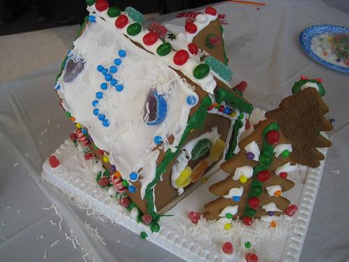 Christmas Bureau Gingerbread Competition