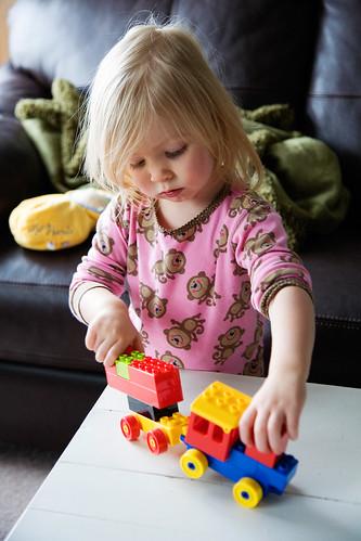 Lego Train 122109