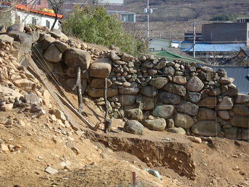Mauer VII
