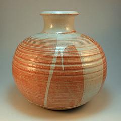 Stephen Fry. Shino vase