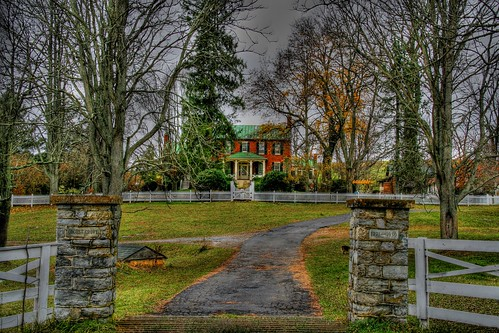 An Old Southern Estate