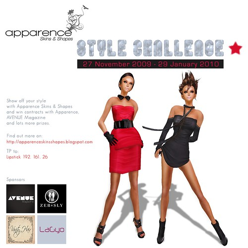 Apparence Style Challenge