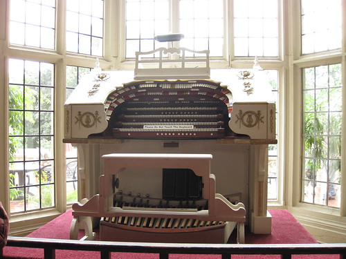 The Organ in the Great Hall