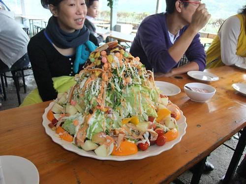salad mountain