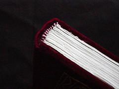 Handbound Book