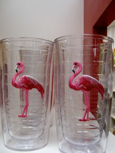 Two Tervis Tumblers