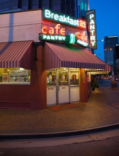 The Original Pantry. Los Angeles CA.