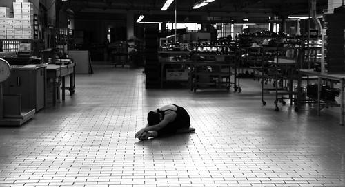 Resting by Inês Delgado